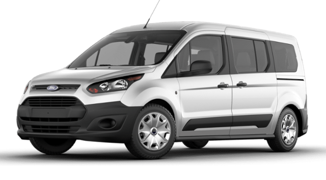 New 2018 Ford Transit Connect XL Passenger Wagon Truck For Sale Folsom California